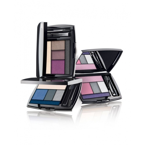 lancome color design eye brightening one 5 shadow liner palette value sets