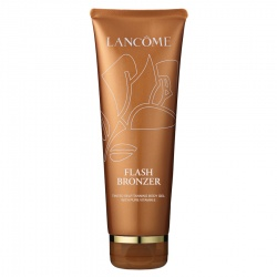 lancome flash bronzer body gel skincare sun